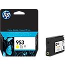 HP inktpatroon Nr. 953 geel (F6U14AE)