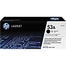HP LaserJet Q7553A printcassette zwart