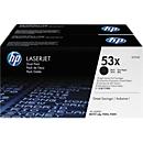 HP LaserJet Q7553X printcassette zwart