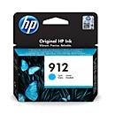 HP Tintenpatrone Nr. 912 (3YL77A), cyan, original