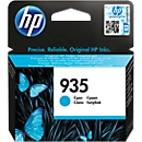 HP Tintenpatrone Nr. 935 cyan (C2P20AE), original