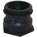 IBC-Adapter YP0197, 2 Zoll-Feingewinde auf Camlock und Feingewinde