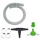 IBC-Tankverbinder-Set für 1 Tank, Erweiterung DN25