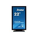iiyama ProLite T2234MSC-B6X - LED-Monitor - Full HD (1080p) - 55 cm (21.5