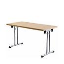 Inklapbare tafel, 1380 x 690 mm, beuken