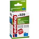 Inkt Edding compatibel met HP 364XL (CB323EE) cyaan