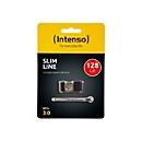 Intenso Slim Line - USB-Flash-Laufwerk - 128 GB