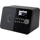 Internetradio Soundmaster IR6000, 5 in 1, TFT-Farbdisplay, 5 W, inkl. Fernbedienung, schwarz