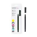 Invoerstift Wacom Bamboo Duo 2-in-1, voor tablets en papier, punt 6 mm, zwart