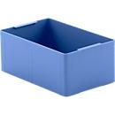 Inzetbak EK 113, blauw, PS, 10 stuks