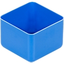 Inzetbak EK 401, PS, blauw, 40 stuks