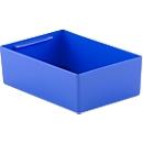 Inzetbak EK 4021, PP, blauw