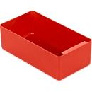 Inzetbak EK 603, PS, 20 stuks, rood