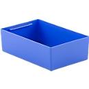 Inzetbak EK 6041, PP, blauw, 20 stuks