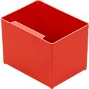 Inzetbak EK 752, rood, PP, 20 stuks