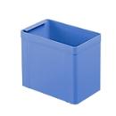 Inzetbakjes EK 111, 110x87x137 mm - blauw