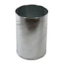 Inzetstuk voor afvalbakken, gegalvaniseerd