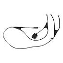 Jabra Alcatel-Lucent EHS Adapter - Headsetadapter