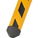Kabelbrücken B15 CB Compact, 1500 mm, gelb/schwarz gestreift
