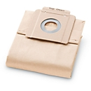 KÄRCHER® papieren filterzakken, voor droogzuiger T 7/1, 10 stuks