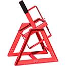 Kanister-Abfüllhilfe Typ KAH-5, lackiert, rot