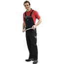 KANSAS® tuinbroek Color, zwart/grijs, m. 44