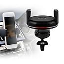 Kfz-Smartphonehalterung Wireless Car Charger mit Qi-Ladefunktion