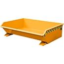 Kiepbak Bauer Mini type MGU 610, heel laag, oranje