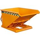 Kiepbak NK 30, oranje
