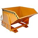 Kiepbak type BK 100, oranje