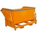 Kiepbak type BK 150, oranje