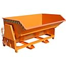 Kiepbak type BK 200, oranje