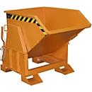 Kiepbak type BK 50, oranje