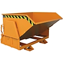 Kiepbak type BK 80, oranje
