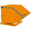 Kiepcontainer KK 800, oranje (RAL 2000)