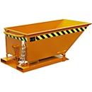 Kiepcontainer KN 250, oranje (RAL 2000)