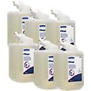 Kimberly-Clark Waschlotion, sanft, unparfümiert, 6 Flaschen
