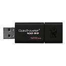 Kingston DataTraveler 100 G3 - USB-Flash-Laufwerk - 128 GB
