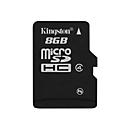 Kingston - Flash-Speicherkarte - 8 GB - microSDHC