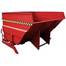Kippbehälter BKC 400, rot