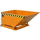 Kippmulde KN 400, orange (RAL 2000)