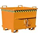 Klappbodenbehälter BKB 700, orange
