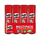 Klebestift PRITT, 4-er Pack, 22 g pro Stift