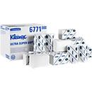 KLEENEX® Ultra Supersoft Handtücher hochweiß, 2880 Tücher