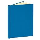 Klembinder Veloflex, A4, voor ca. 200 vellen, vulhoogte 20 mm, stevig karton/pvc, blauw