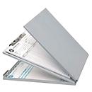 Klembord, A4, aluminium, met formulierhouder