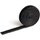 Klett-Kabelbinder CAVOLINE® GRIP, B10xT1000 mm, schwarz