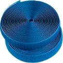 Klettband HellermannTyton, B 12 x L 1000 mm, blau