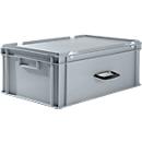 Koffer van polypropeen (46 Liter)