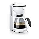 Koffiezetapparaat CaféHouse Pure Aroma KF520/1, wit, 1100 W, 10 kopjes, met druppel-stop-functie